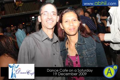 Dance Cafe  - 19th December 2009