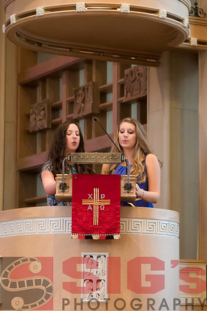 05-16-16 BHS Baccalaureate Service