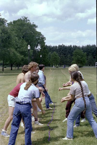 New Games - Saratoga, NY - 1980