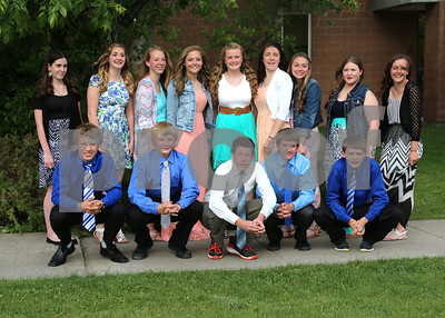 2016 8th Grade Graduation