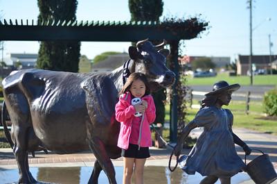 April 8, 2014 - Blue Bell, Blue Bonnets, Skipping Work, Skipping School
