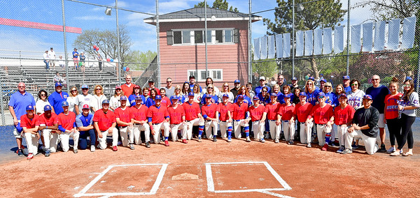 2018 Cherry Creek Senior Day - May 5 2018