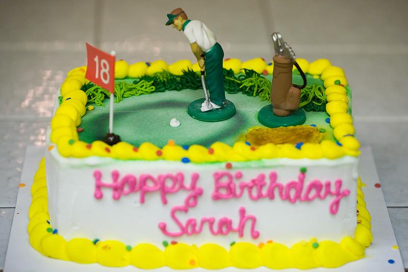Sarah's 10th Birthday