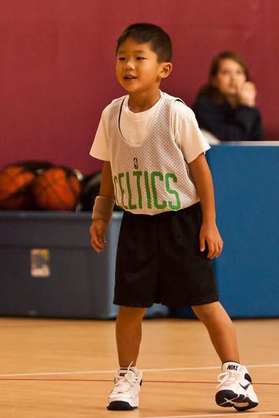 Kevin 2009 Celtics Basketball