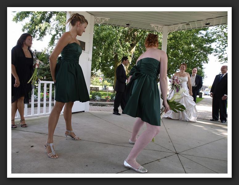 Bridal Party Family Shots at Stayner Gazebo 2009 08-29 064 .jpg