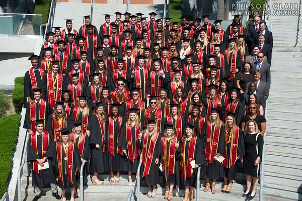 Graduation 2014 - Group Picture & Reception