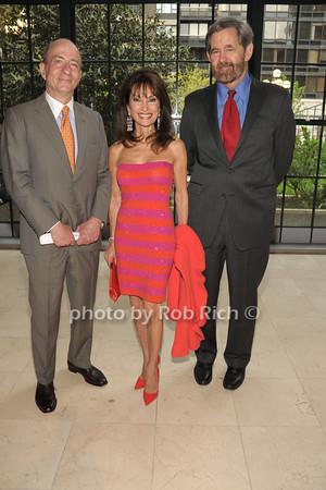 Dan Kurtz, Susan Lucci, R.Scott Greathead   photo  by Rob Rich © 2014 robwayne1@aol.com 516-676-3939