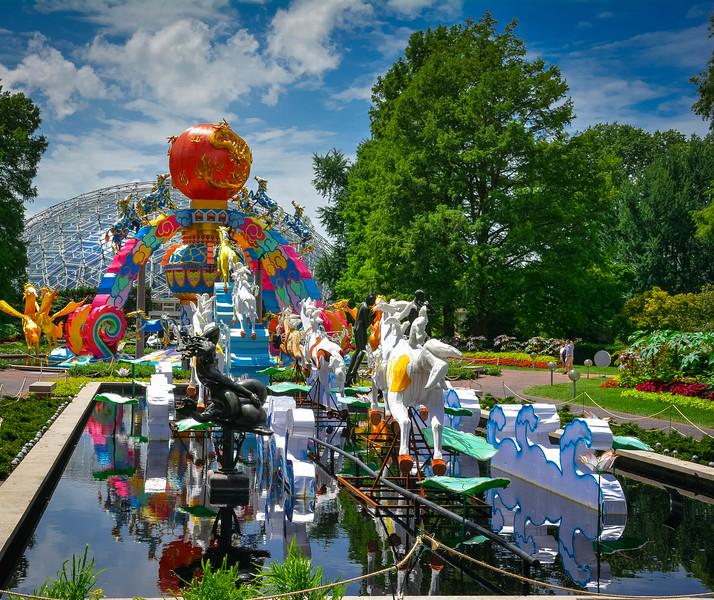 chinese culture missouri botanical garden