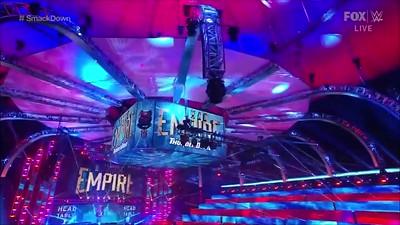 Roman Reigns - Screencaps SD Live Febr. 05, 2021