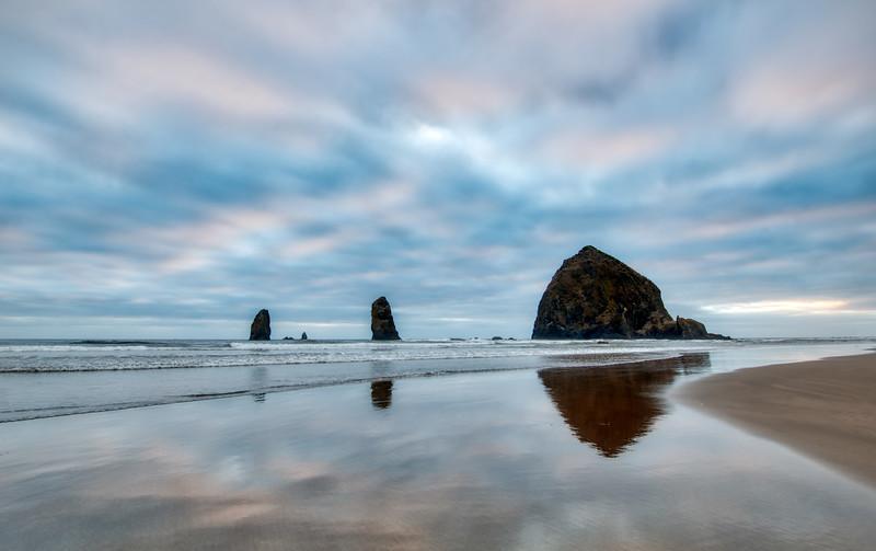 Along the Coast of Oregon