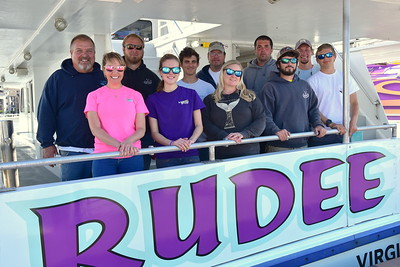 Rudee Tours Fleet