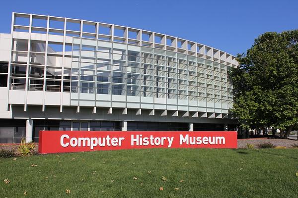 California - San Francisco Computer Museum - 4/12/14