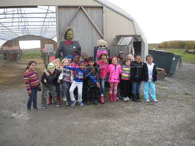 Kindergarten Field Trip to Windy Acres Farm