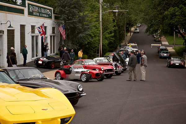 Ragtops & Roadsters