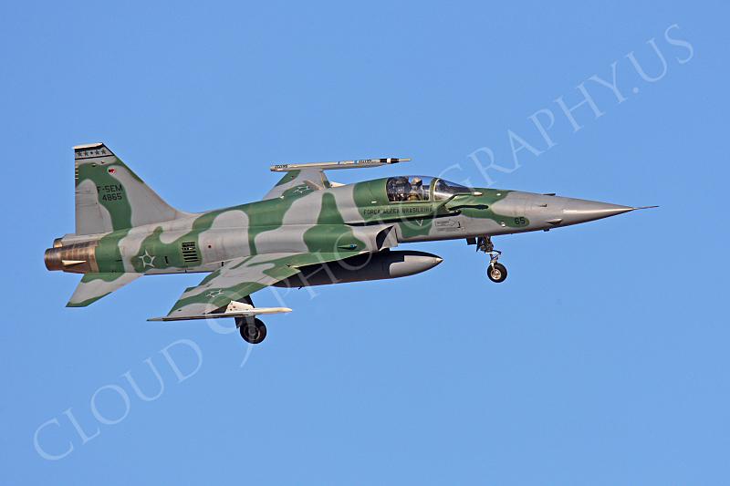 F-5FORG 00012 Northrop F-5EM Brazilian Air Force by Peter J Mancus.JPG