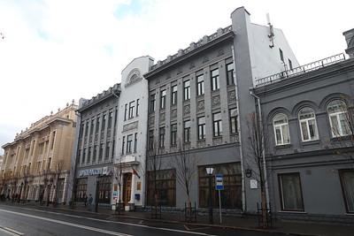 14.10.18 Посещение почтового отделения 8 Волиным ( Михаил Захаров )