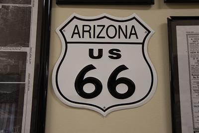 Old Route 66 Arizona
