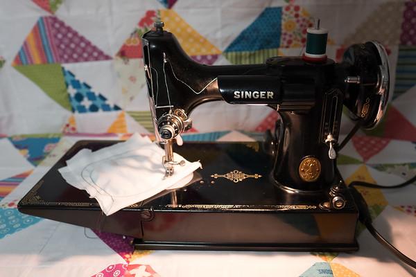 Gerri's Sewing Machine