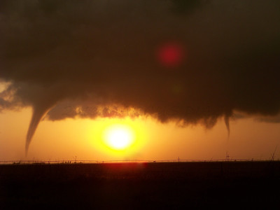 May 24, 2010 Spearman, TX Tornadoes