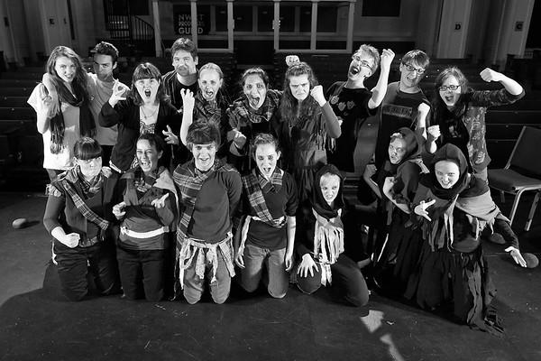 NWCT Interns 2011 - Macbeth
