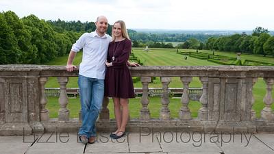 Gemma and Peter engagement shoot