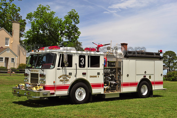 ISLE OF WIGHT COUNTY FIRE APPARATUS