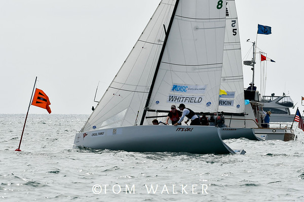Gov Cup 2019 Day One - On the water photos