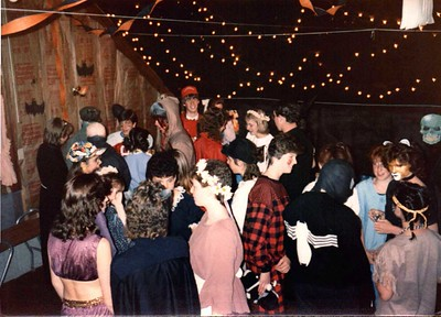 Halloween Party 1987