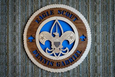 Dennis Gabriel, Eagle Scout 2019