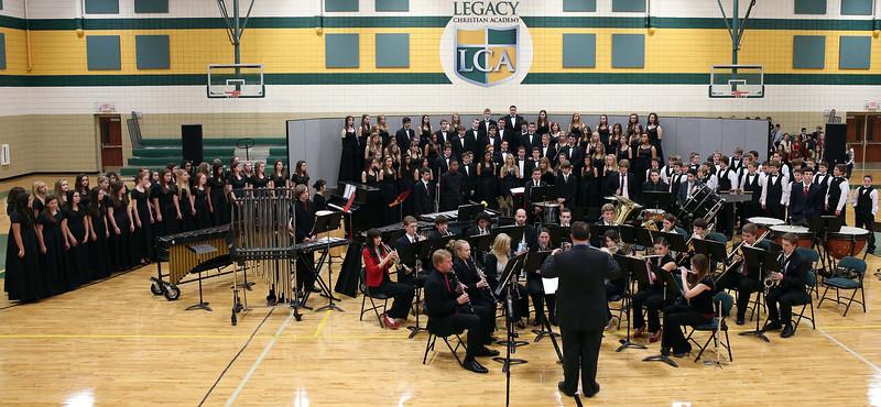 Band & Choir Christmas Concert