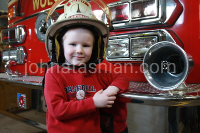 Jimmy the Fireman - November 4, 2007