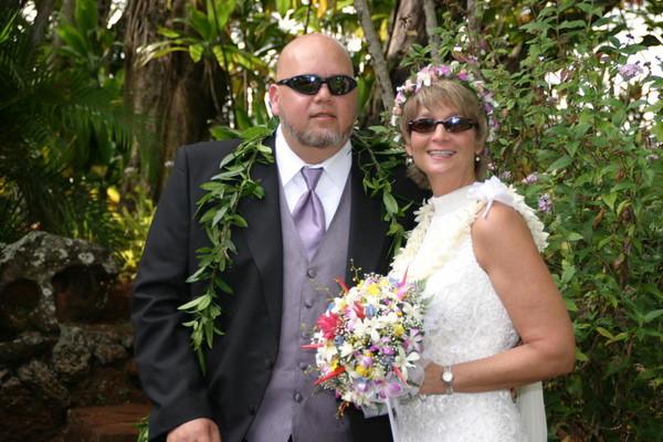 Leo and Teri Wedding