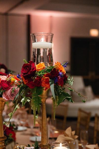 LeCapeWeddings Chicago Photographer - Renu and Ryan - Hilton Oakbrook Hills Indian Wedding -  823.jpg