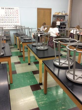 5th Grade Science Classes