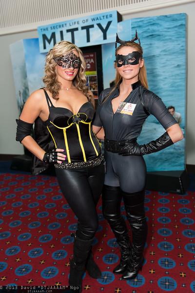 Rose City Comic Con 2013 - Sunday