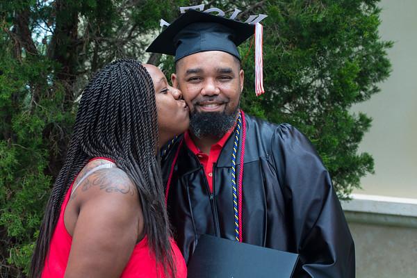 Kevin's 2019 Graduation