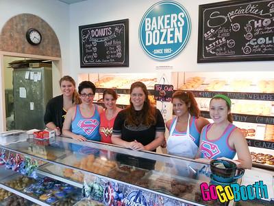 11-8-14 | Super Hero Donuts @ Bakers Dozen