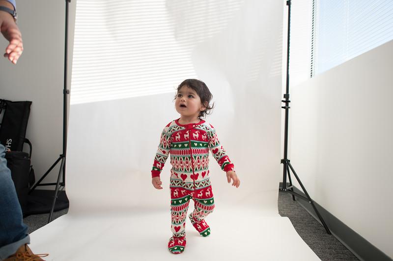 Theodore - Theo's Christmas Portraits 2019