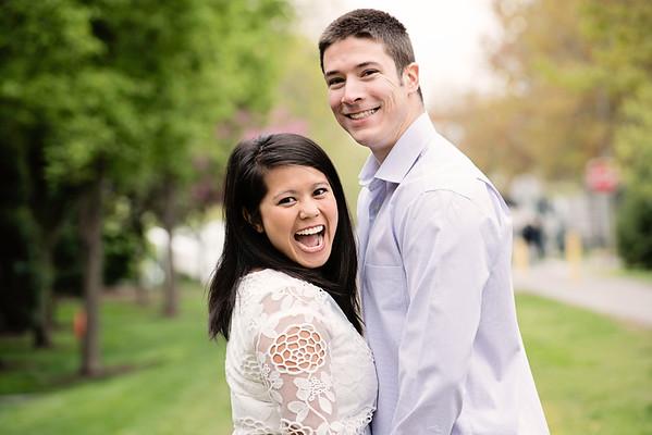 Jen & Kyle 4.25.15