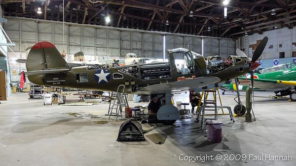 CAF Centex Wing Hangar - San Marcos, TX