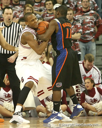 Photo Gallery: Men's Basketball at South Carolina, 1/21/09