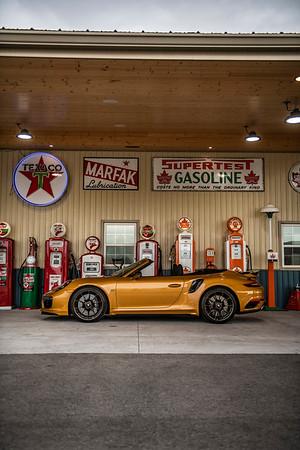 Porsche 911 Turbo S Cabrio Exclusive Series