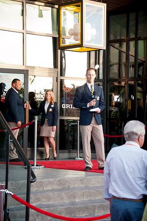 NBC Sports Grill & Brew Grand Opening @ City Walk 10-22-15