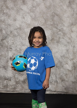 YMCA Youth Soccer Picture Day 2017