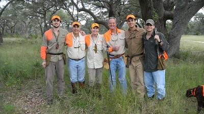 El Mileno Ranch, Blanco TX 10-6-2012