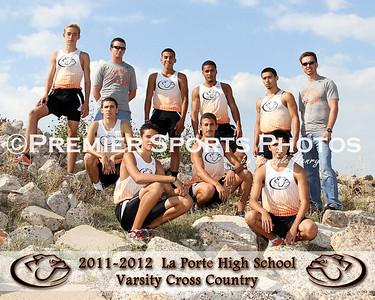 2011 La Porte High School Cross Country