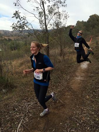 "Sri Chinmoy Canberra Trail Runs 2: ""Tuggeranong Trot"", 20km & 8km, 26 June 2016"