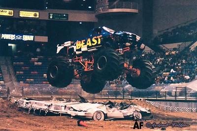 1999 Fayetteville Crown Coliseum
