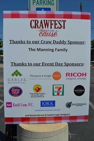 4-25-2015 DAYL Crawfest by Mari Ellen