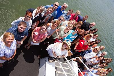 Aboard the Pilgrim Bell  7/23/15